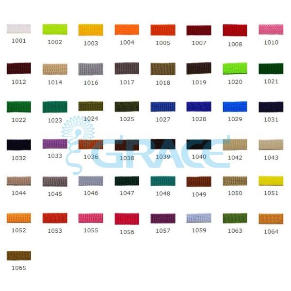 Резинка декоративная с полосами арт. 5232