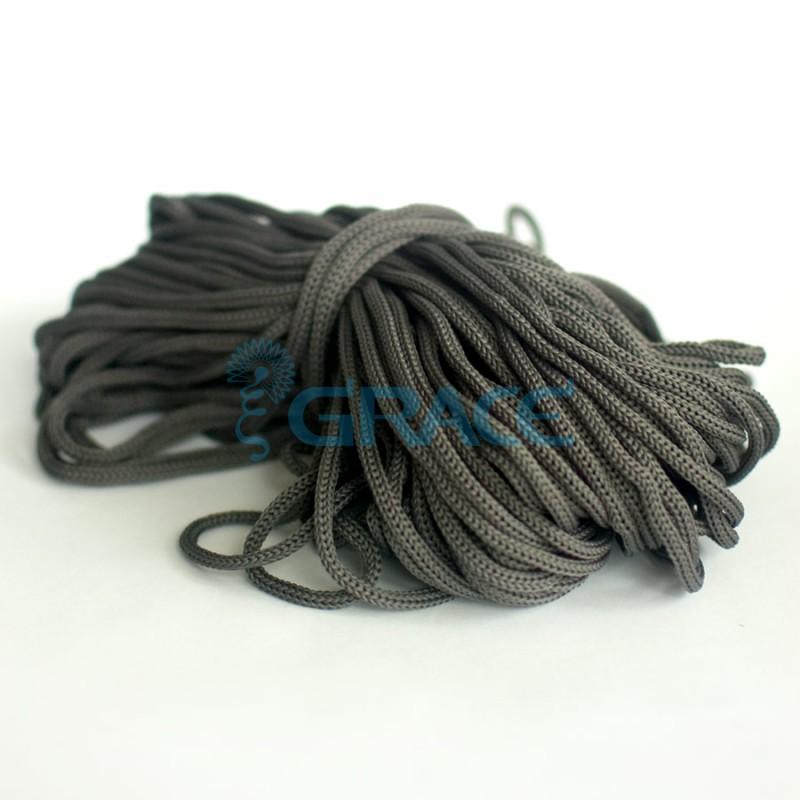 Шнур для одежды Szk YP 4 (темно-серый)