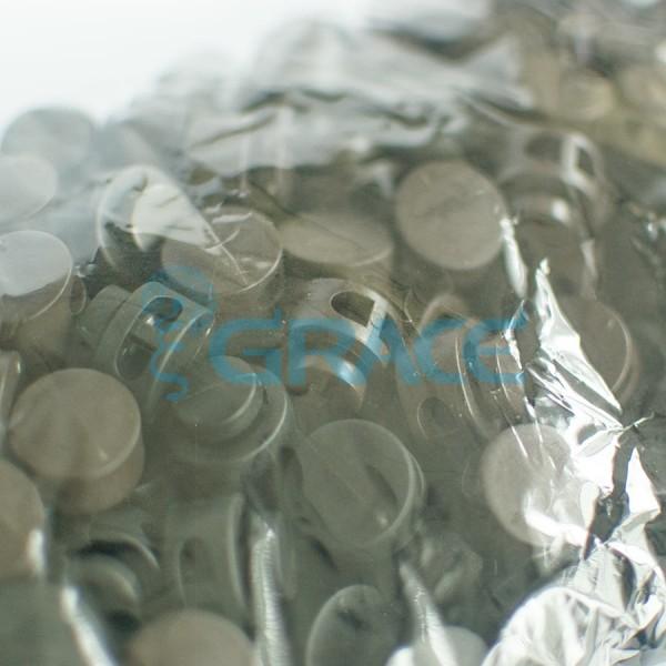 Фиксатор пластиковый для шнура Sto M 27001 gz (коричневый)