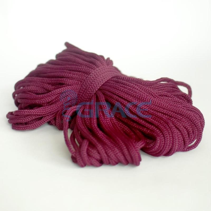 Шнур для одежды Szk YP 4 (фиолетовый)