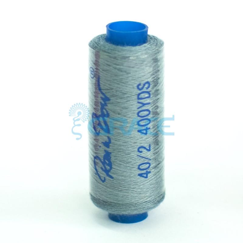 Нитки швейные Grace 40/2 (серо-голубые)