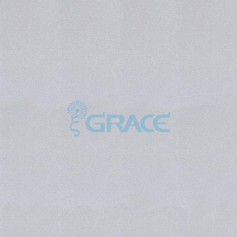 Ткань софтшелл (softshell) - трехслойная с мембраной, светло-серая 3613