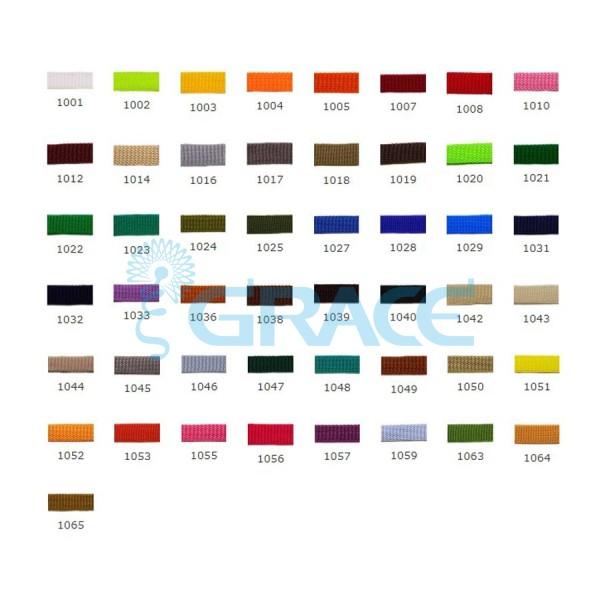Резинка тканая многоцветная