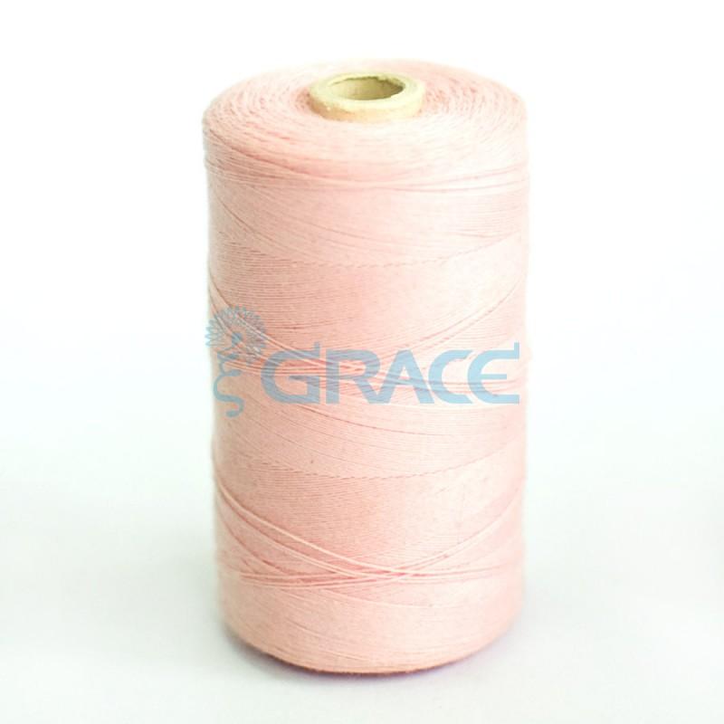 Нитки швейные 80/3 (розовые)