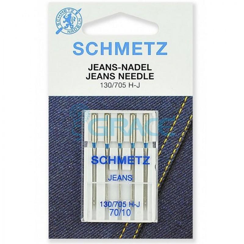 Иглы для джинсы Schmetz 70
