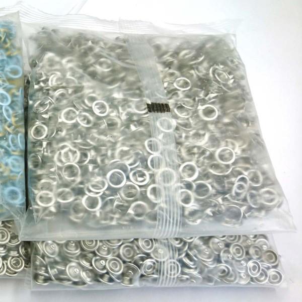 Кнопки рубашечные никель SprM-48.20