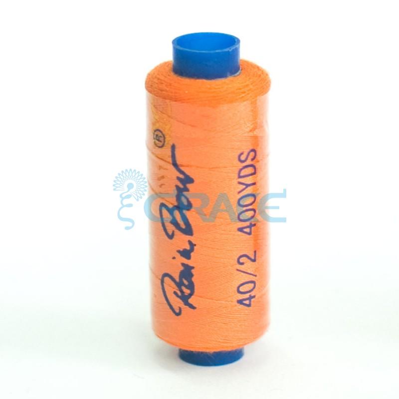 Нитки швейные Grace 40/2 (оранжевые)