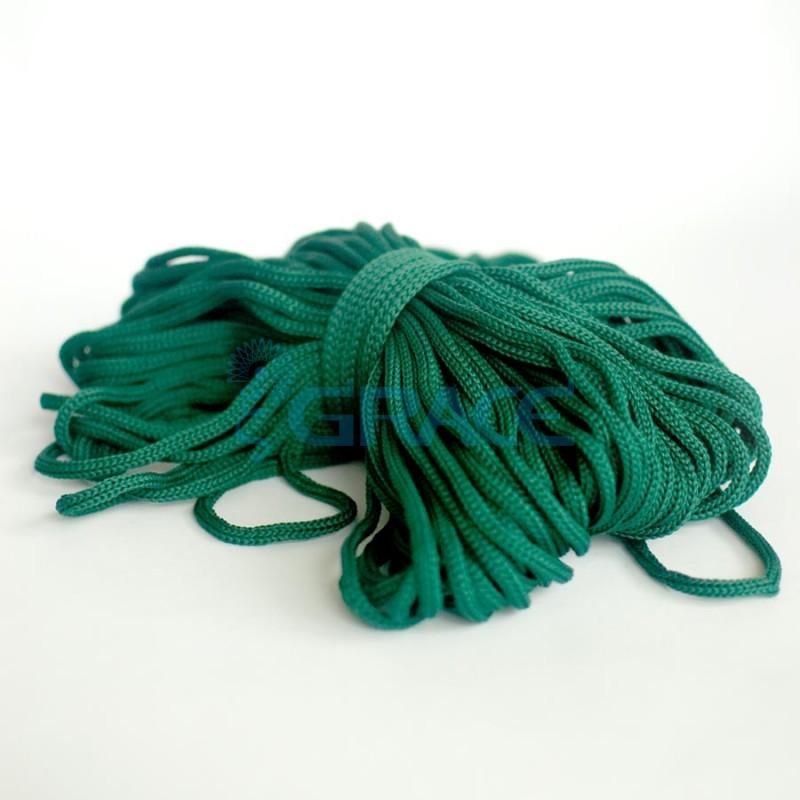 Шнур для одежды Szk YP 4 (изумрудный)
