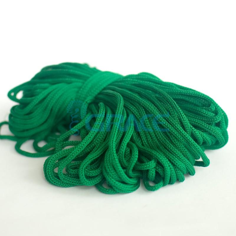 Шнур для одежды Szk YP 4 (зеленый)