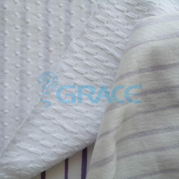 Коллекция интерлок с рисунком полосы - ткань хлопковая, трикотаж