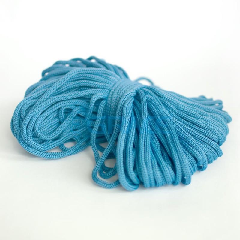 Шнур для одежды Szk YP 4 (голубой)