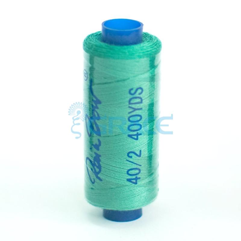 Нитки швейные Grace 40/2 (светло-зеленые)