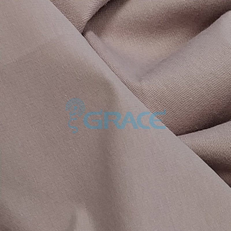 Футер 280 гр. - ткань хлопковая, петельчатая, бежевого цвета мокка