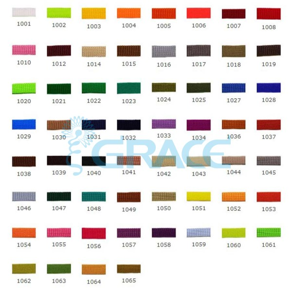 Шнурок плетеный арт. 1265