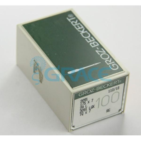 Иглы Groz-Beckert 2091 (TQ x 7)