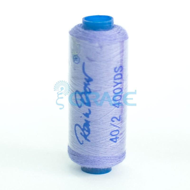 Нитки швейные Grace 40/2 (сиреневые)