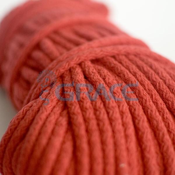 Шнур для одежды Szk Y 1625,7 (красный)