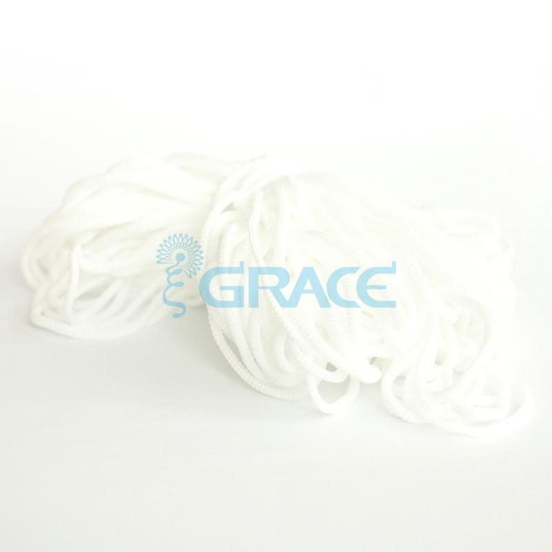 Шнур для одежды Szk YP 4 (белый)