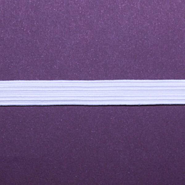 Резинка декоративная плоская тканая