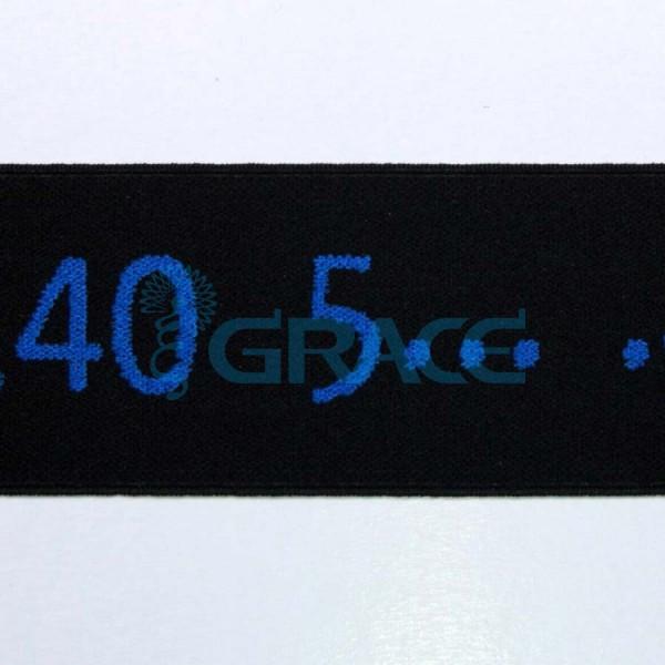 Резинка тканая с логотипом арт. 5280