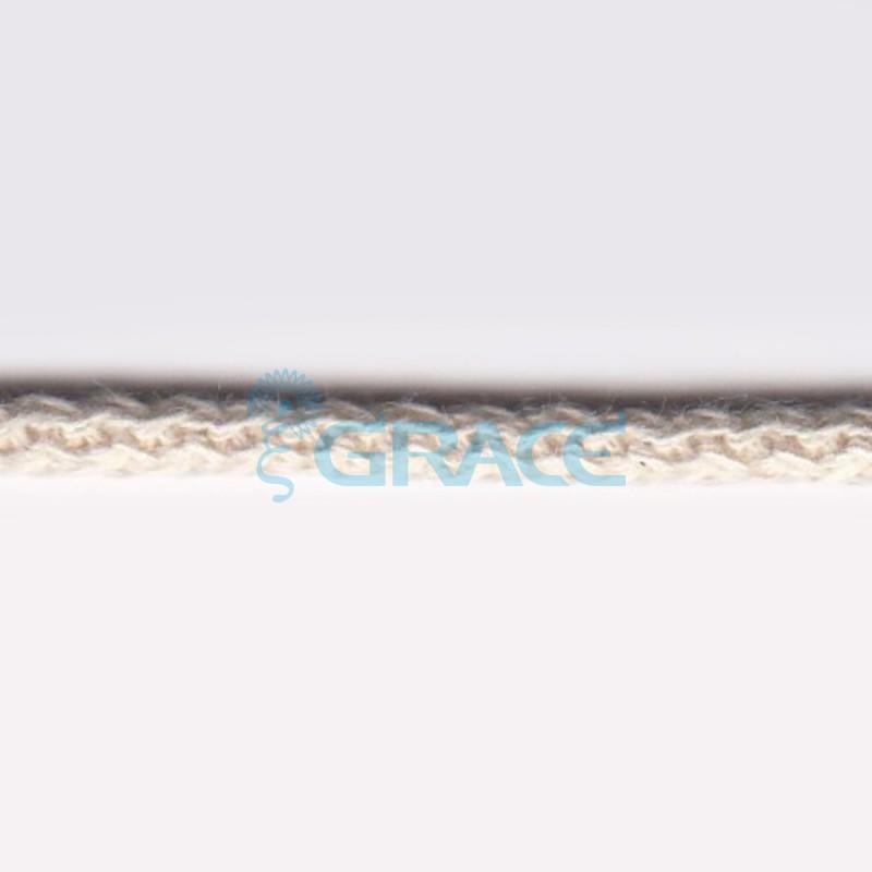 Шнурок вязаный хлопковый арт. 1629