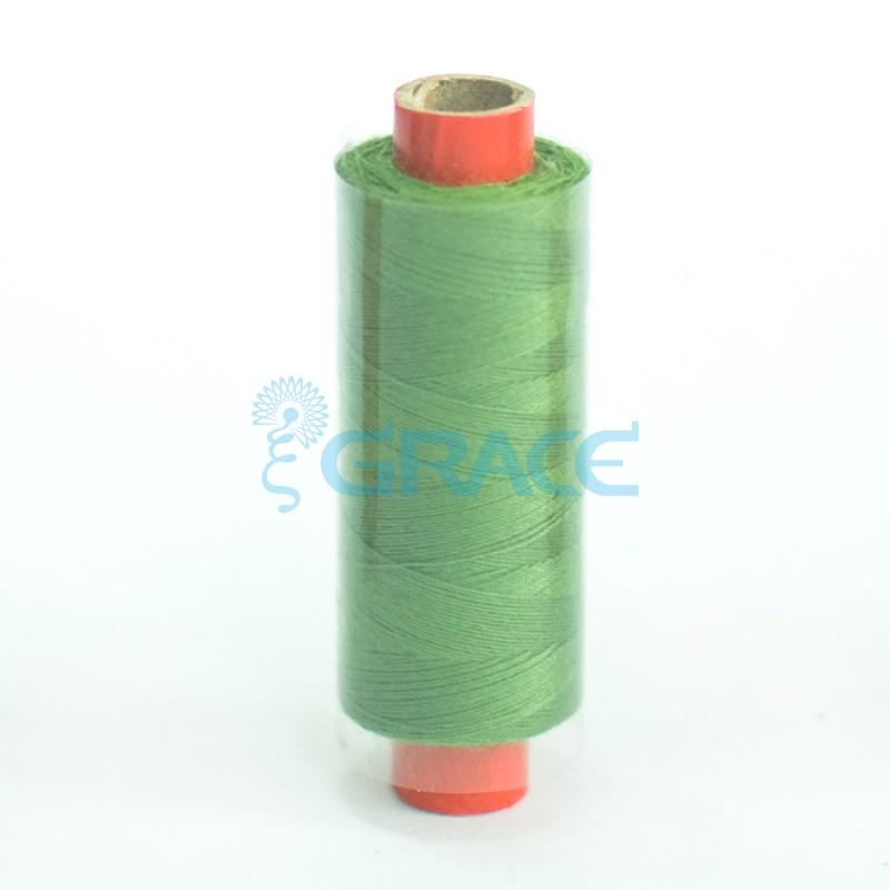 Нитки швейные 40/2 (зеленые)