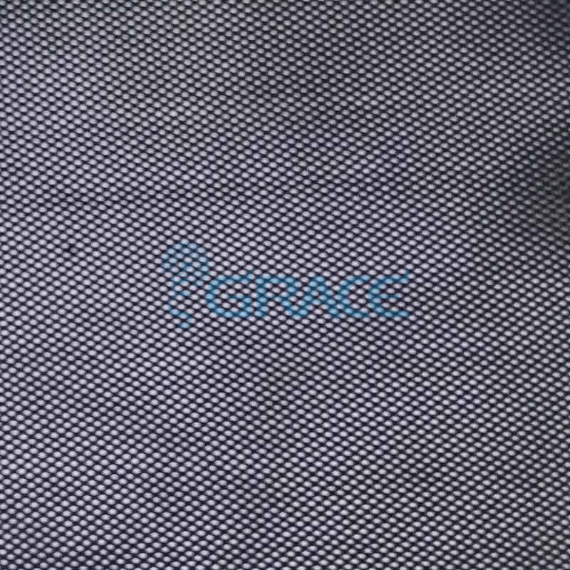 Спортивная сетка эластичная 115 гр/м², черная мелкая, Siatka S 5761 TU
