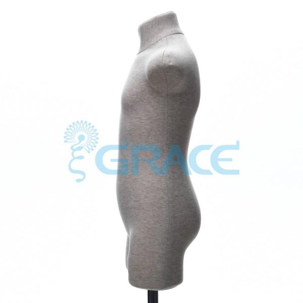 Манекен мягкий демонстрационный детский  30, 32 размер, телесный