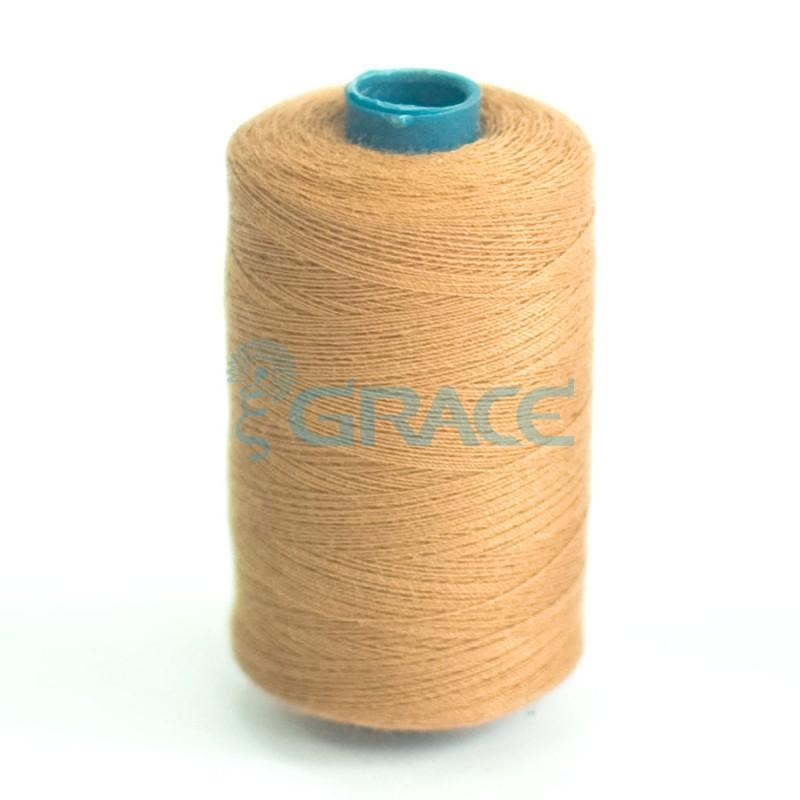 Нитки швейные 80/3 (оранжевые)