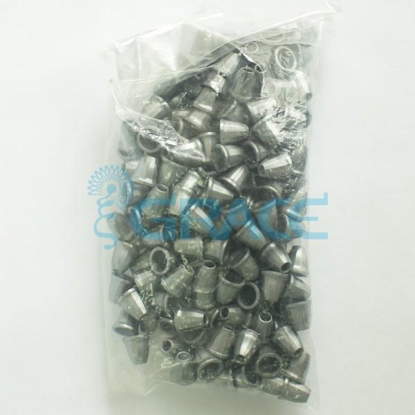 Наконечник пластиковый для шнура Dzw Y 211-4 (серый)