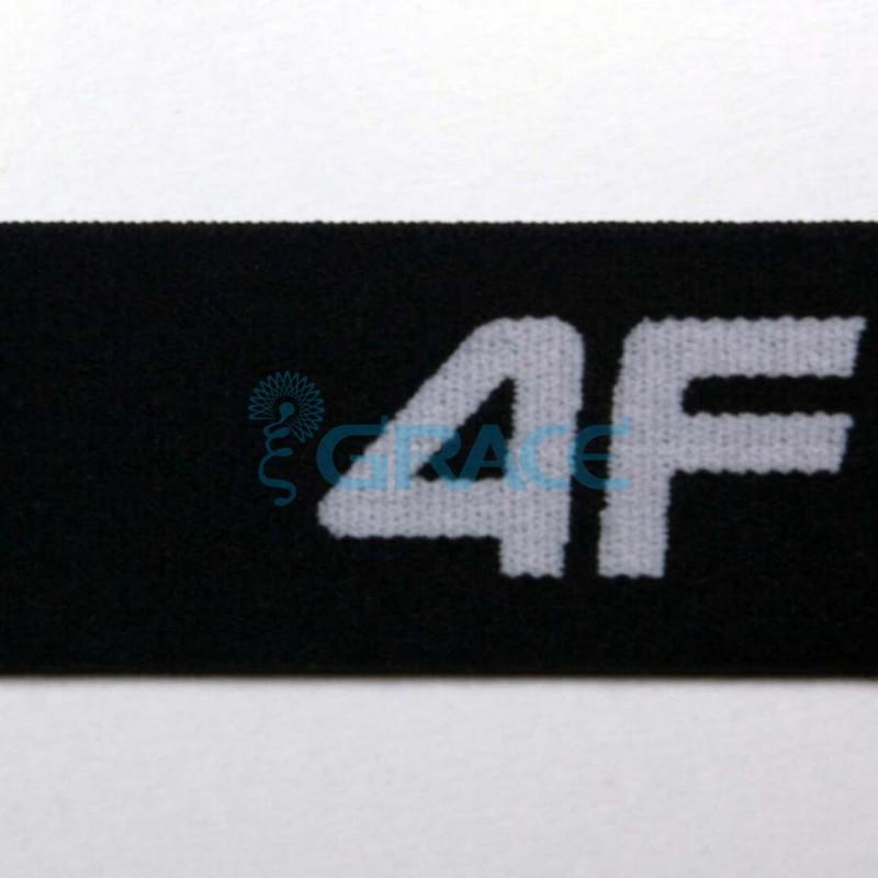 Резинка тканая с логотипом арт. 5350