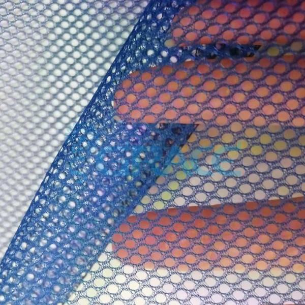 Спортивная сетка эластичная 28 гр/м², синяя мелкая, Siatka S 320 TU
