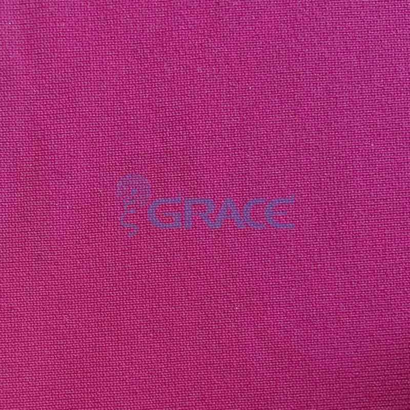 Кулирка MSL 1720 - ткань хлопковая трикотажная, ярко-розовая