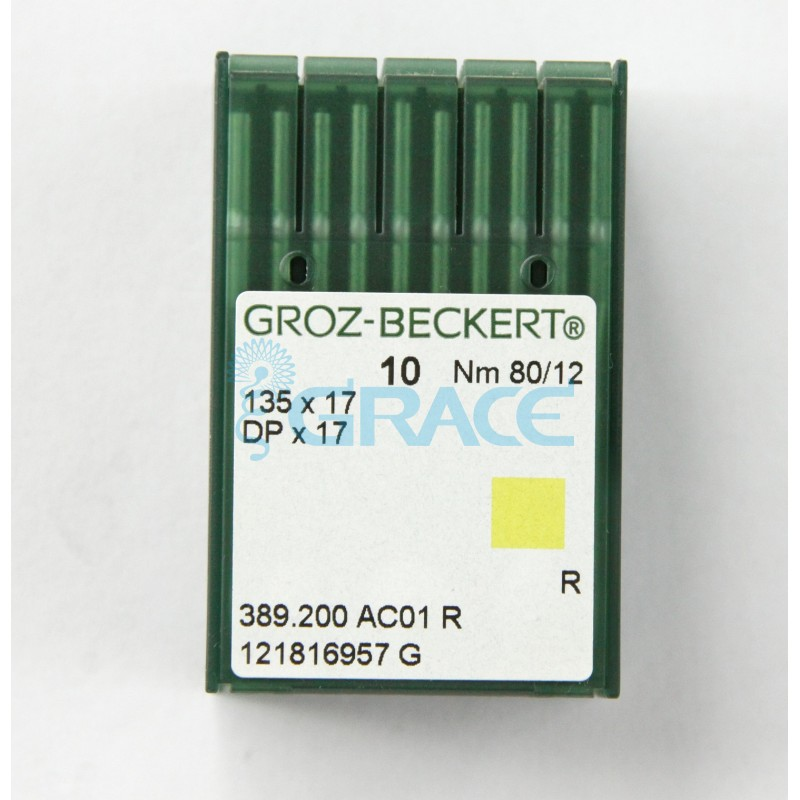 Иглы для промышленных швейных машин Groz-Beckert DPx17