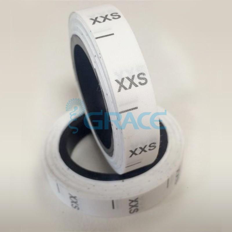 Размерник вшивной, размер XXS