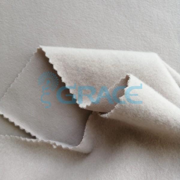 Футер celebrity 280 drapany - ткань хлопковая с начесом