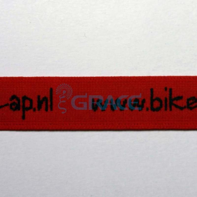 Резинка тканая с логотипом арт. 5240