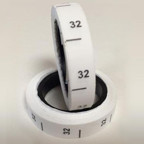 Размерник вшивной 32