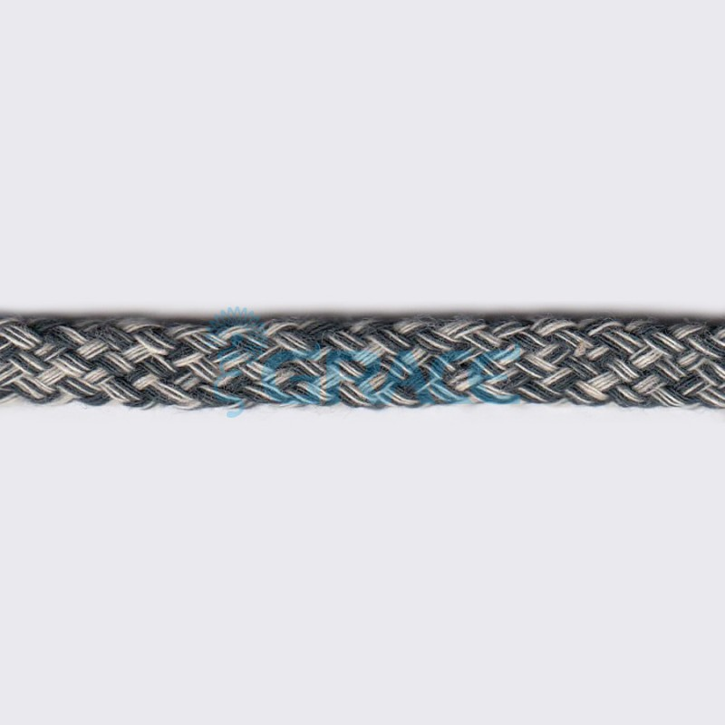Шнур плетеный хлопковый арт. 1458