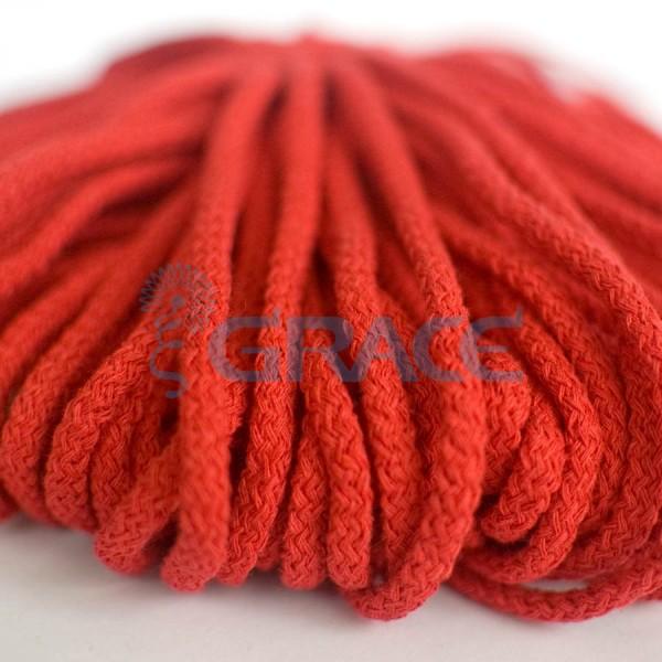 Шнур для одежды Szk Y 6 (красный)
