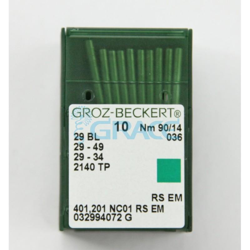 Иглы Groz-Beckert 29 BL