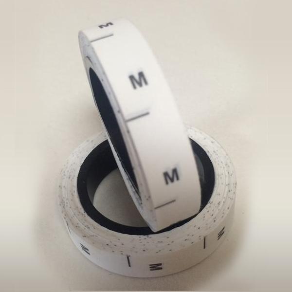 Размерник вшивной M