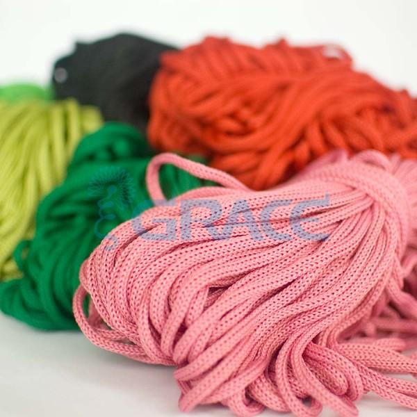 Шнур для одежды Szk YP 4 (светло-серый)