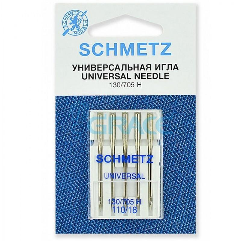 Иглы стандартные Schmetz 110