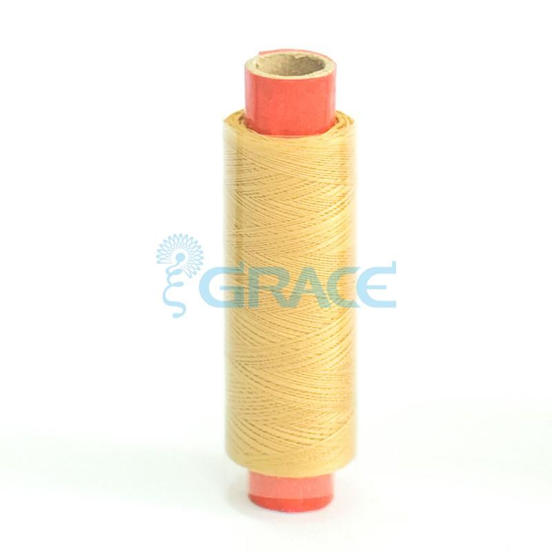 Нитки швейные 40/2 (желтые)