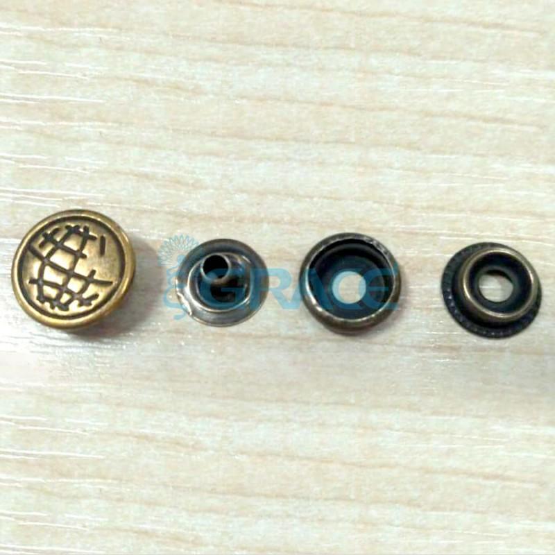 Пуговица (кнопка) джинсовая NapA15