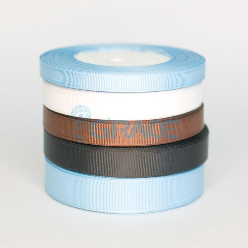 Репсовая лента 15, 20 мм