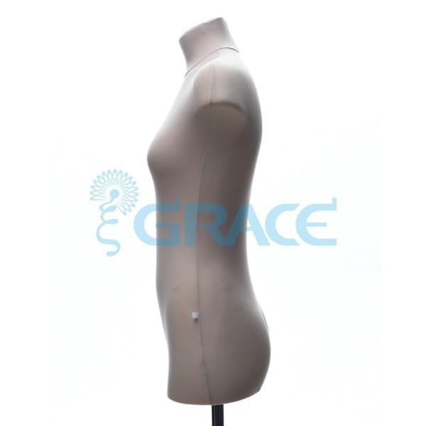 Манекен мягкий ГОСТ женский 42 размер, телесный
