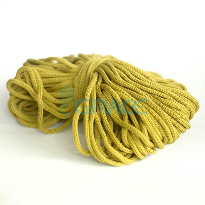 Шнур для одежды Szk YP 4 (оливковый)
