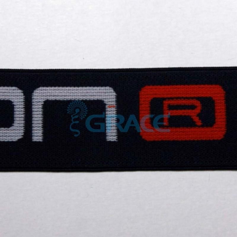 Резинка тканая с логотипом арт. 5221